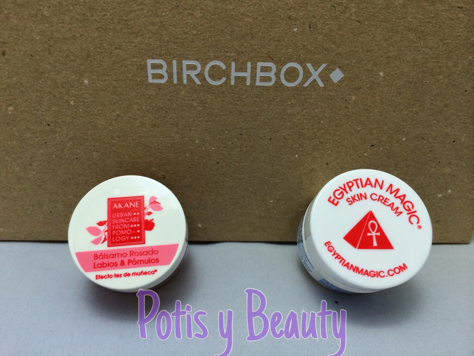 Birchbox Mayo 2014