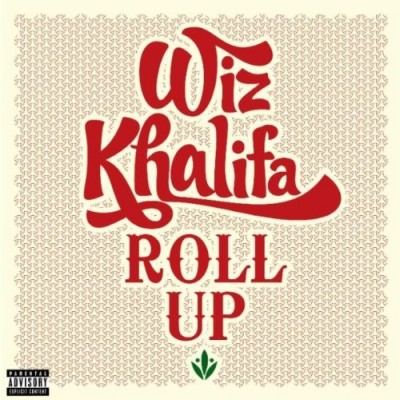 wiz khalifa roll up cover art. wiz khalifa roll up album art.