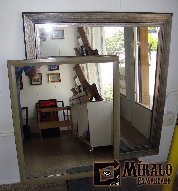 Espejos decorativos para ba os y ambientes - Banos decorativos ...