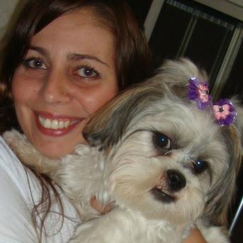 Prazer meu nome é Cris e essa é minha Princesinha Jully... Minha inspiração!!