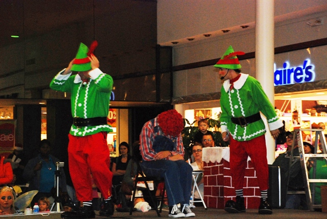 Entertainment For A Christmas Party