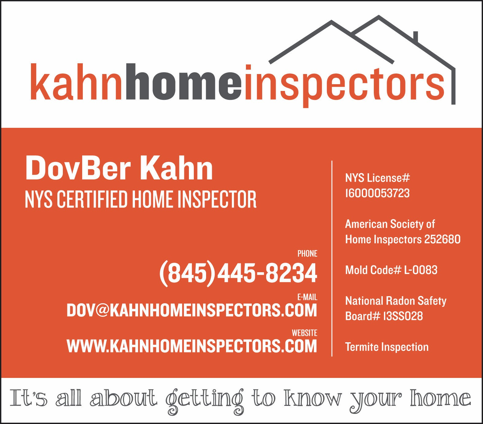 Kahn Home Inspectors