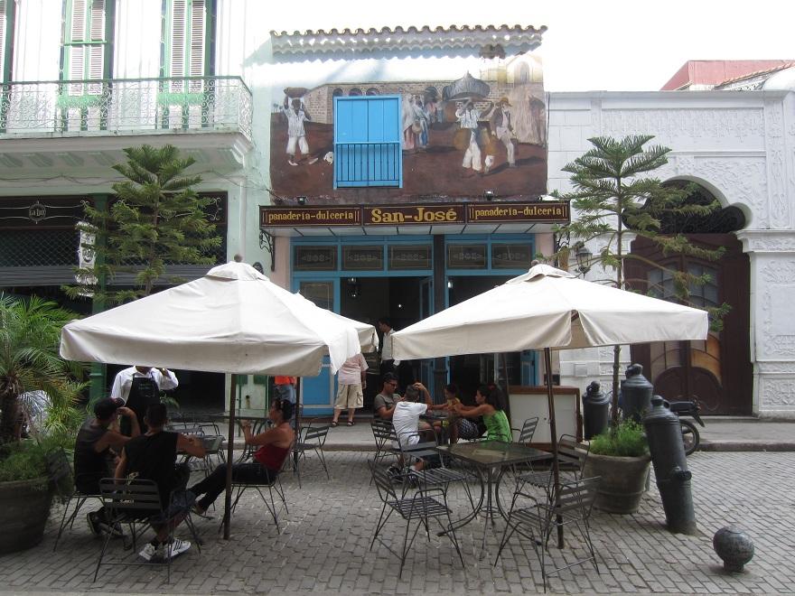 Cuban Cigars Culture Lifestyle Panaderia Dulceria San Jose