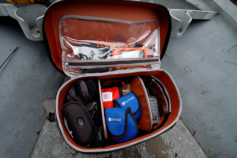 Where The Weser Boat Bag Really Shines Is In Well Laid Out Interior Comes With Two Padded Dividers Small Clear Zip