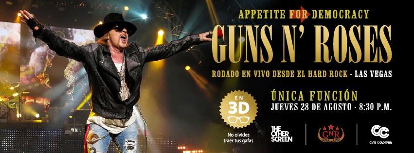 Guns N' Roses- vivo-Hard-Rock-Casino-Vegas,--Cine-Colombia
