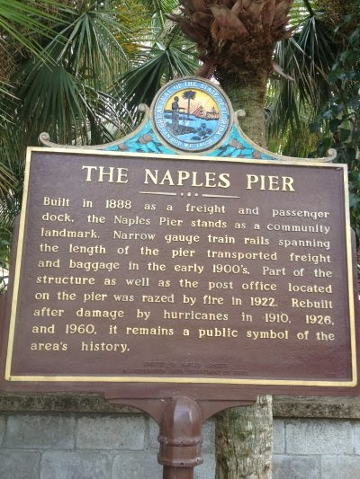 Muelle de Naples