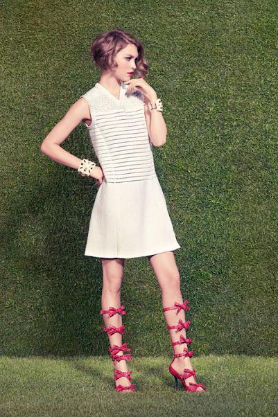 Самый красивые ретро платья