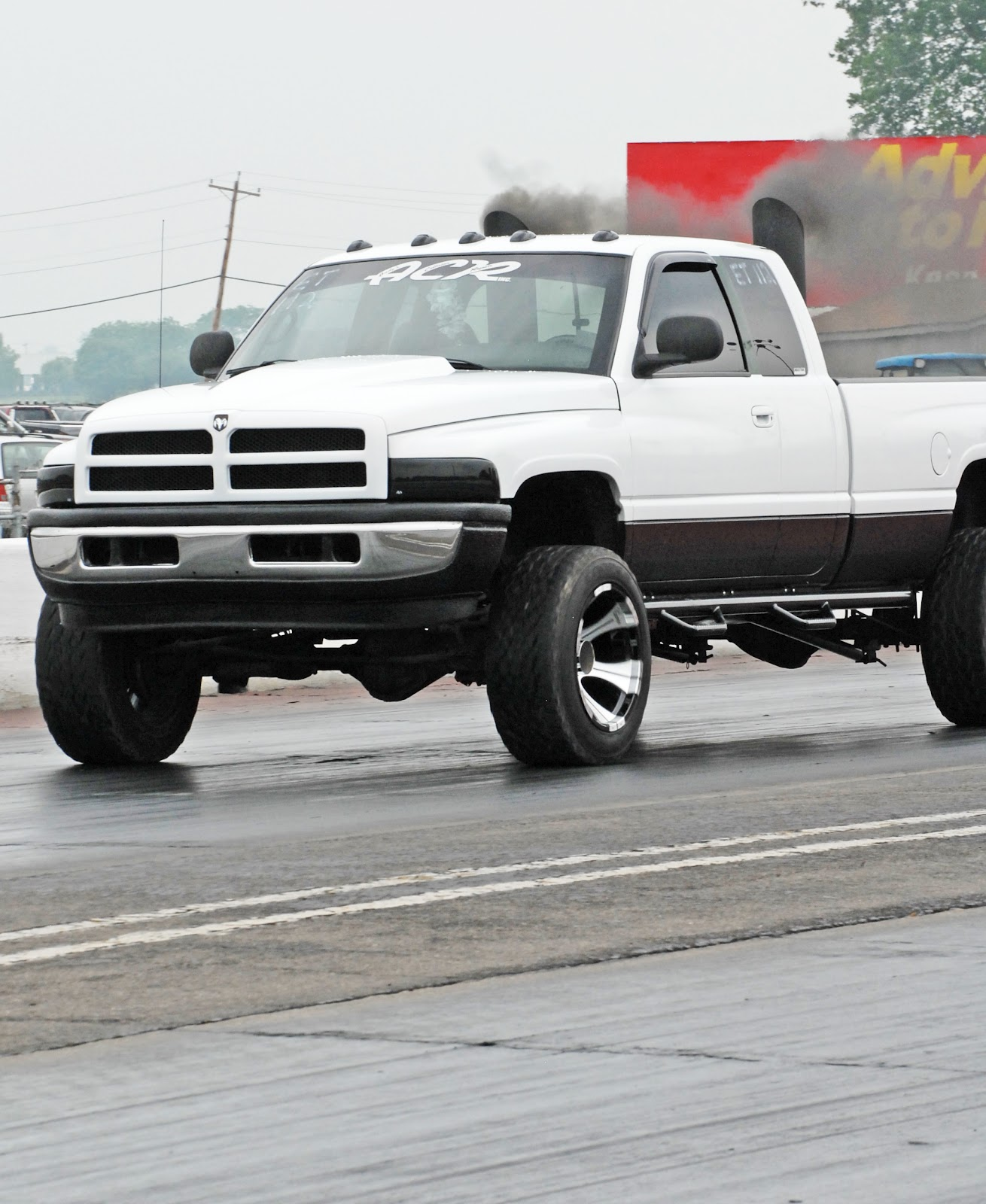 Diesel motorsports june 2012 for Muncie u pull