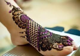 Pakistan La Tradicion Del Mehendi En Las Bodas Henna En Las Manos