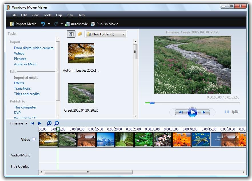 windows live movie maker for windows 7 free download full version 2012