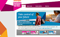 National Careers Service website