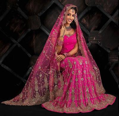 Hot HD Brdial Lehenga Choli Designs Pakistani Purple Sarees With Indian Price By Manisha