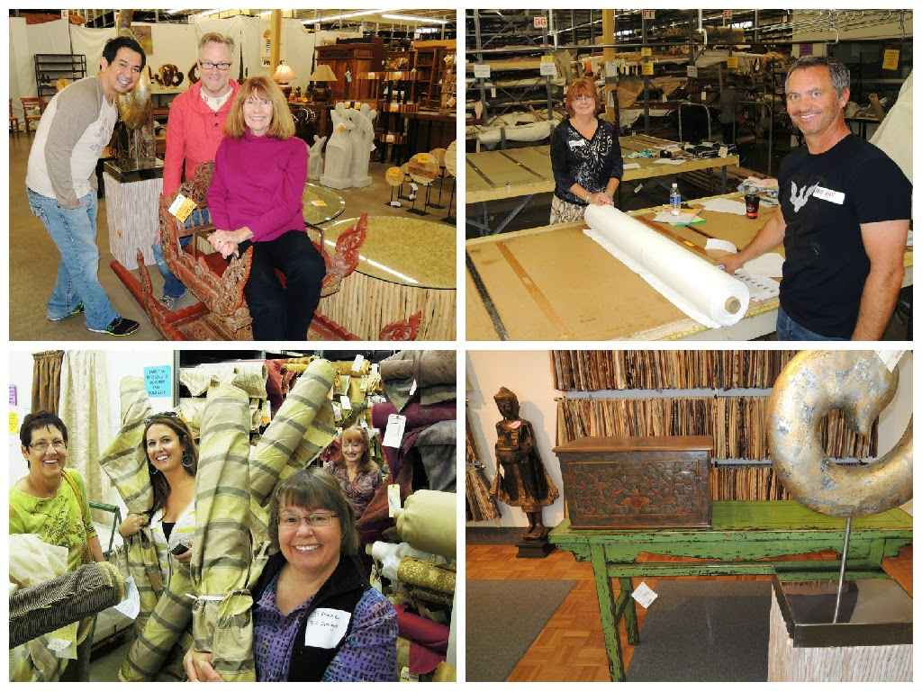 Wesco Fabrics, warehouse sale