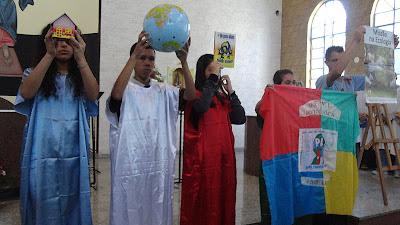JM da Diocese de Guarulhos celebra Dia Mundial das Missões