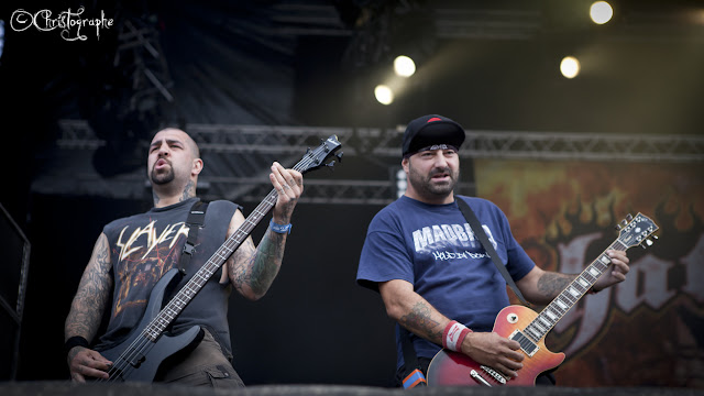 hardforce christographe hellfest 2012 hatebreed