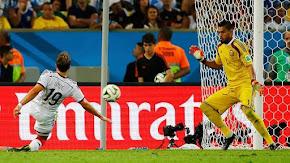 Argentina 0x1 Alemanha - 2014