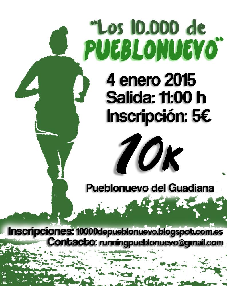 Los 10.000 de Pueblonuevo 2015
