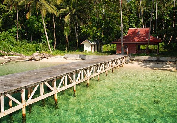 Wisata Bahari dan Sejarah Halmahera Utara  Pulau Meti - Wisata Bahari dan Sejarah Halmahera Utara (Wilayah Tobelo)