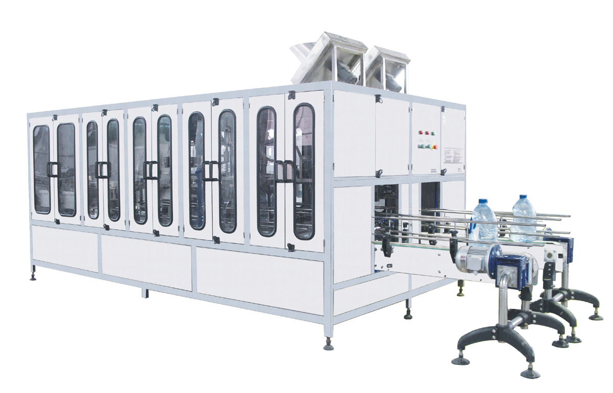 5000L UF mineral water bottle filling machine UF-1000I (5000LPH)