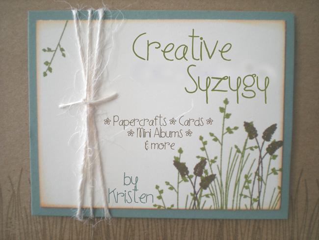 Creative Syzygy