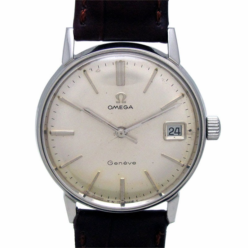 dating omega wrist watches