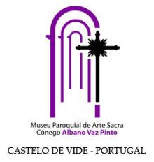 Museu de Arte Sacra <br> na Igreja Matriz