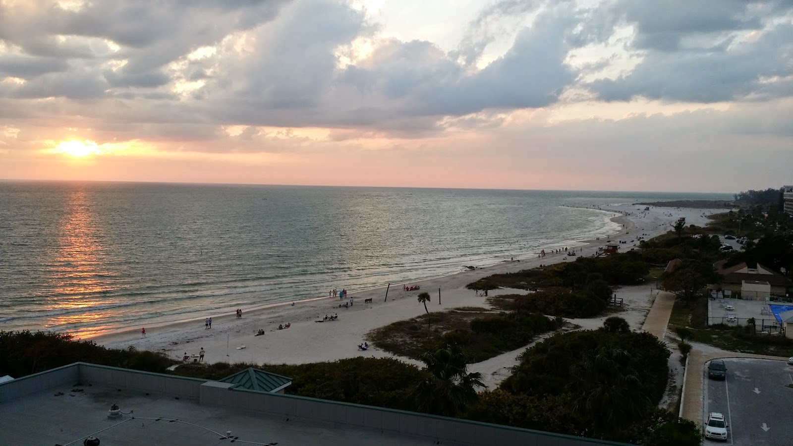White Sand Beaches in Sarasota, Florida