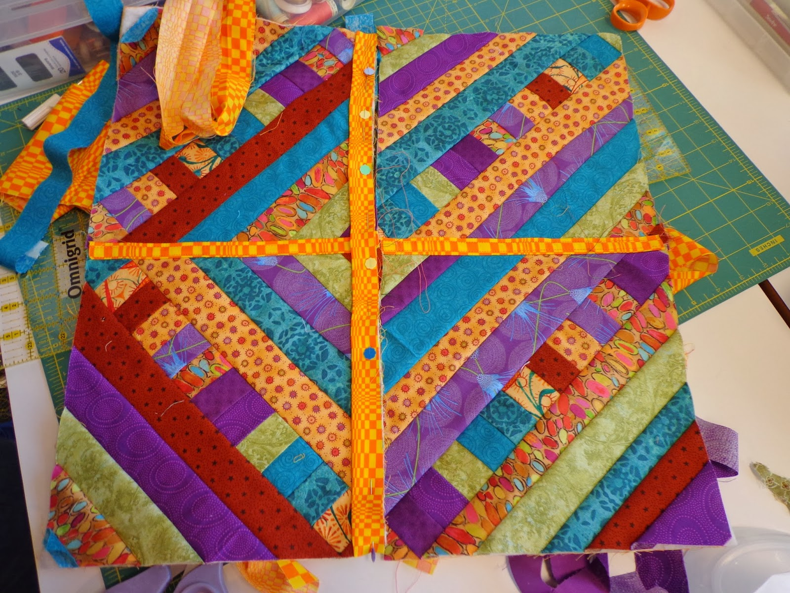 how to make a double sided quilt