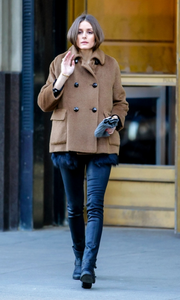 olivia palermo outfit caban caban come abbinare il caban abbinamenti caban cosa è il caban abbinamenti cappotto caban come abbinare il cappotto caban outfit cappotto caban pea coat how to wear pea coat how to combine pea coat how to match pea coat pea coat outfit pea coat street style tendenze inverno 2016 winter trend mariafelicia magno fashion blogger colorblock by felym fashion blog italiani fashion blogger italiane blog di moda blogger italiane di moda fashion blogger bergamo fashion blogger milano fashion bloggers italy italian fashion bloggers influencer italiane italian influencer