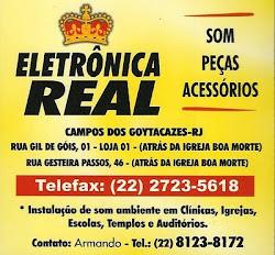 PATROCINADOR OFICIAL DO 30º ENCONTRO DE RADIOAMADORES DE CAMPOS