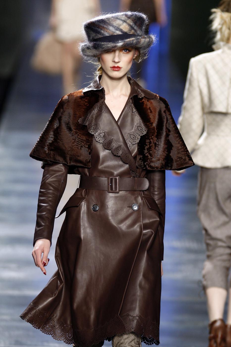 Christian Dior Fall/Winter 2010
