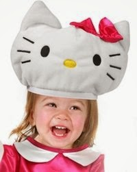 Gambar Topi Hello Kitty Lucu Imut Hat Hello Kitty