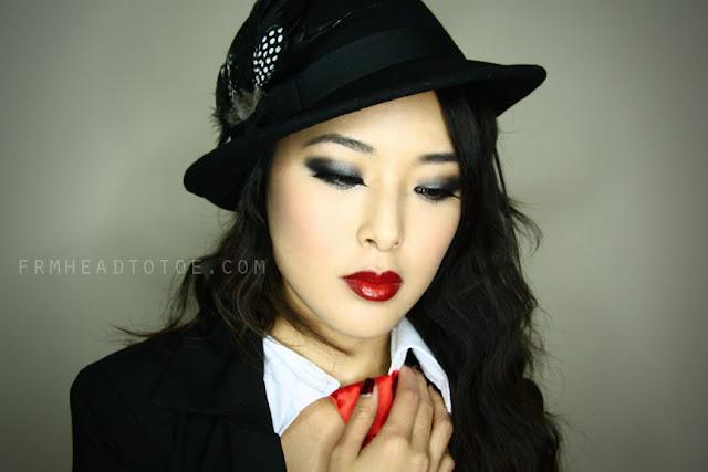 Gangster Clown Makeup Tutorial, Makeup by Caitlyn Michelle ...