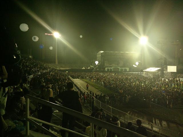 Bigbang Alive Galaxy Tour 2012 Malaysia