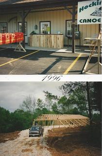 Fox's Hocking Hills Canoe Livery 1996