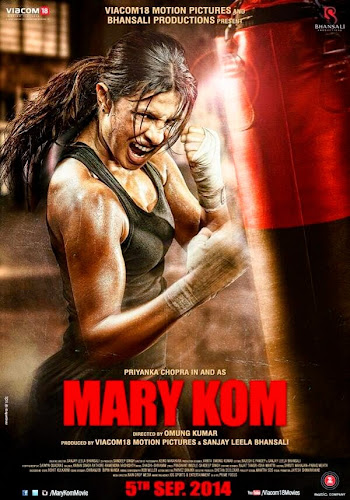 Mary Kom (2014) Movie Poster