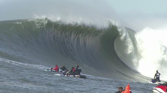 Mavericks Monsters