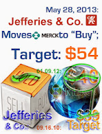 Jefferies & Co.: 2013 Target $54