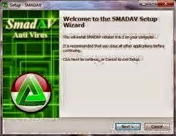 DOWNLOAD ANTIVIRUS SMADAV 2014 REV 9.6