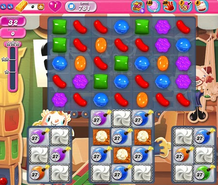 Candy Crush Saga 781
