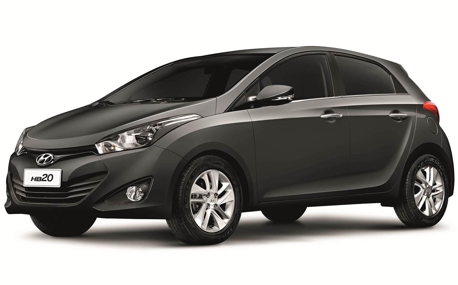 Hyundai HB20 2014 Premium