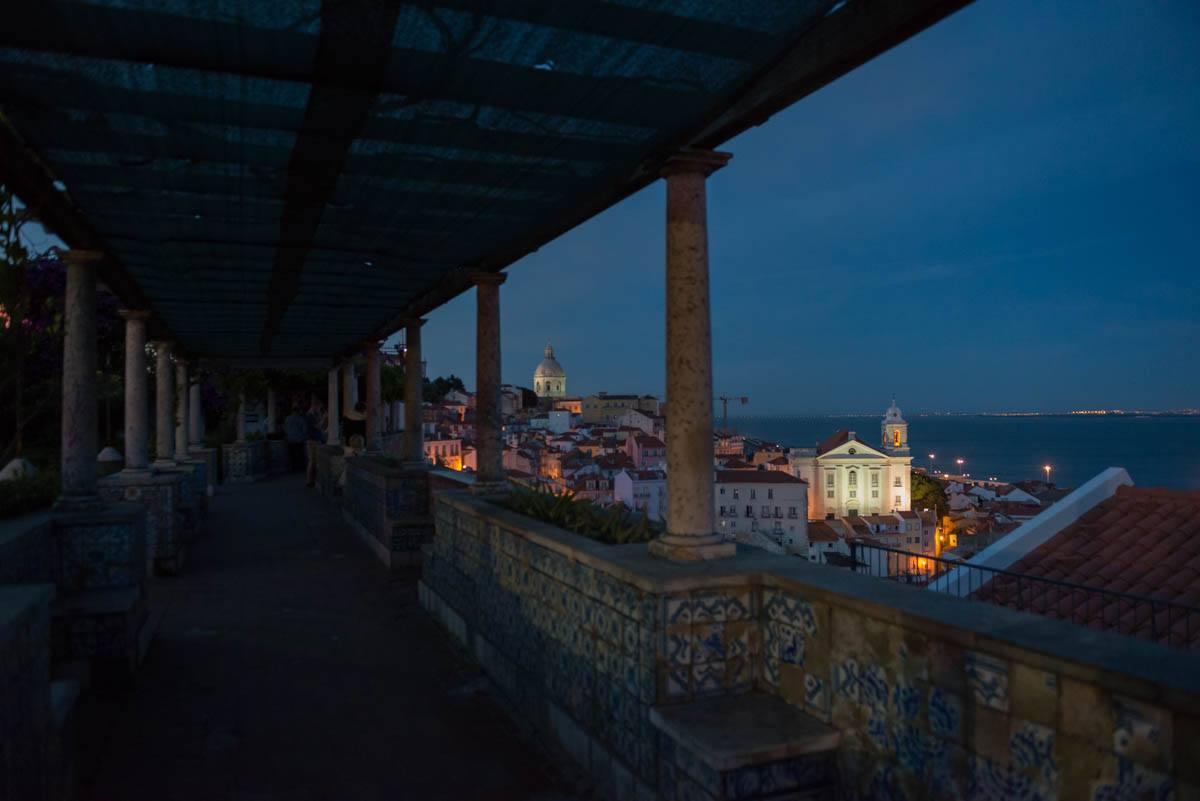 Lisboa / Miradouro da Graça