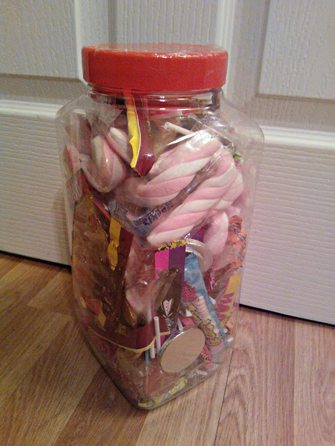 Jar Sweets Count