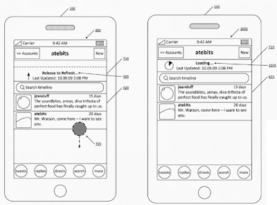 twitter patent