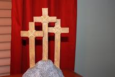 """He is not here, He has risen, just as He said!"" Matthew 28:6"