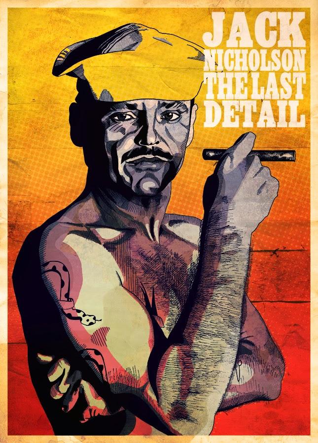 Jack Nicholson - The Last Detail