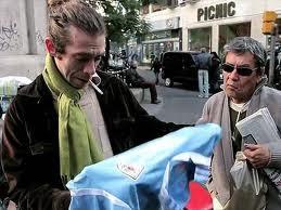 camiseta celeste, que dicen en argentina