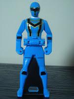 Legend Sentai Ranger Key Set Magiranger Magi Blue Bandai Super Sentai Gokaiger