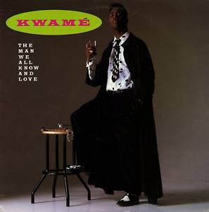 Kwamé – The Man We All Know And Love (VLS) (1989) (320 kbps)
