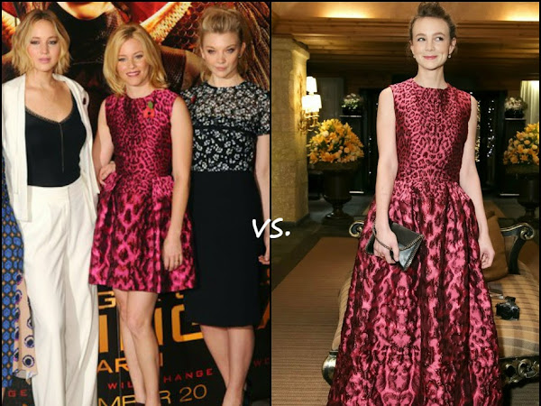 Elizabeth Banks vs Carey Mulligan